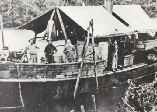 The Beenleigh Boaties' Rum Tale