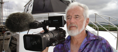 Ben Cropp: Scuba, Sharks and Selling Movies