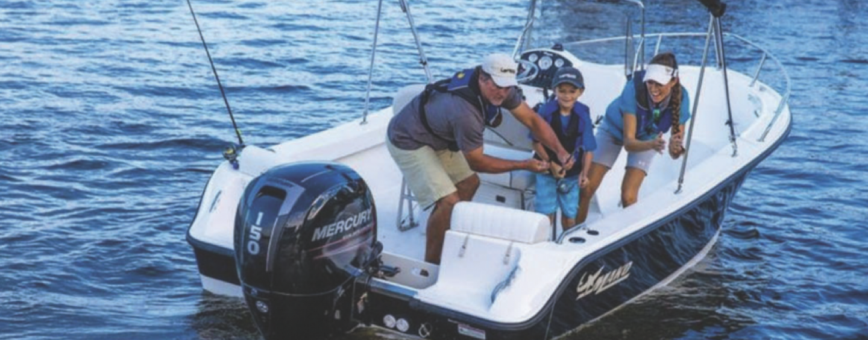 Mako 184cc: Built Tough for Fishing and Fun