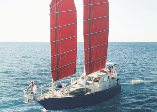 Sailing The East Coast of Queensland with Malaika
