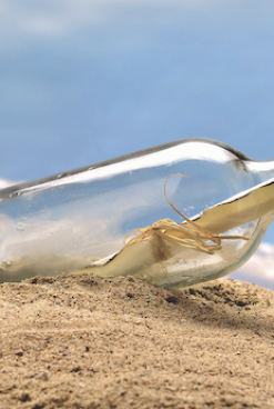 Message In A Bottle: From Yesterday To Today