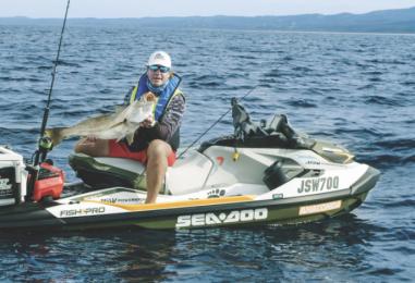 Sea Doo Fish Pro: The Ultimate Mini Fishing Weapon