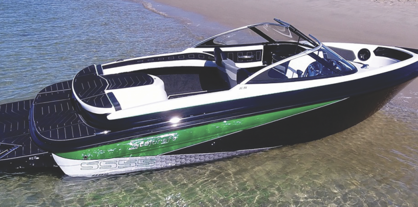 4.5L V6 MerCruiser for Stejcraft's Sports SS55 SD