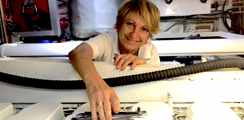 Sue Mason: Superyacht Engineer