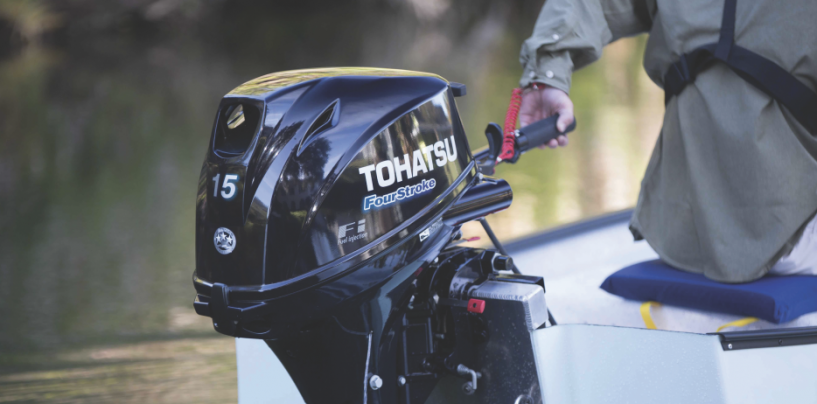 Tohatsu Outboard Range New Releases
