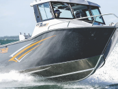 Trojan 670: Cutting-Edge Sea Jay Samurai Hull