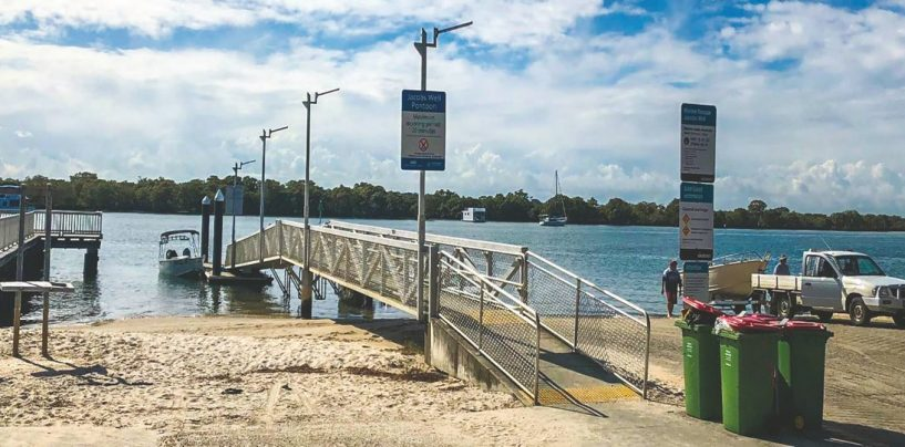 JACOBS WELL BOAT RAMP INFRASTRUCTURE UPGRADE PROJECT