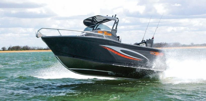 SEA JAY TITAN 590 – AN ABSOLUTE BEAST ON THE WATER