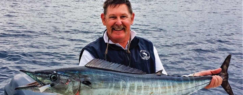 Wahoo Fishing  … with Kevin Ballantine