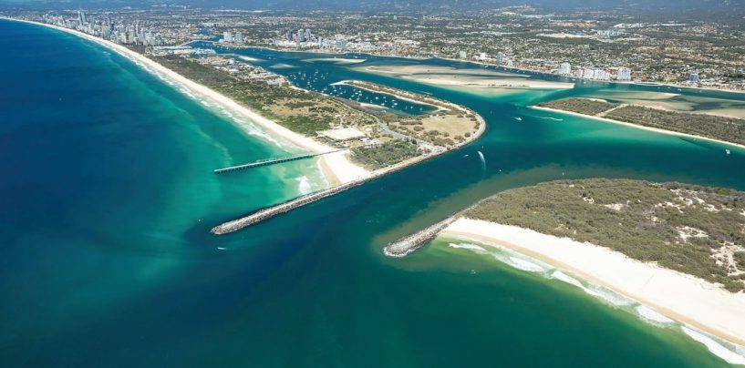 Evolution of the Gold Coast Seaway & Broadwater
