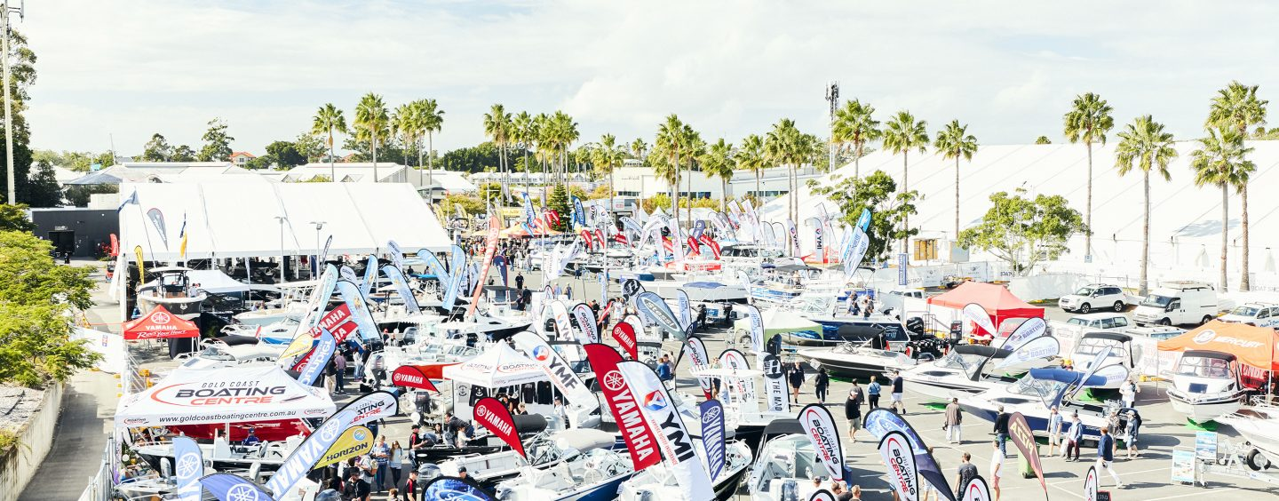 TRAILERABLE BOATS & MARINE TECHNOLOGY TAKE CENTRE STAGE AT SCIBS