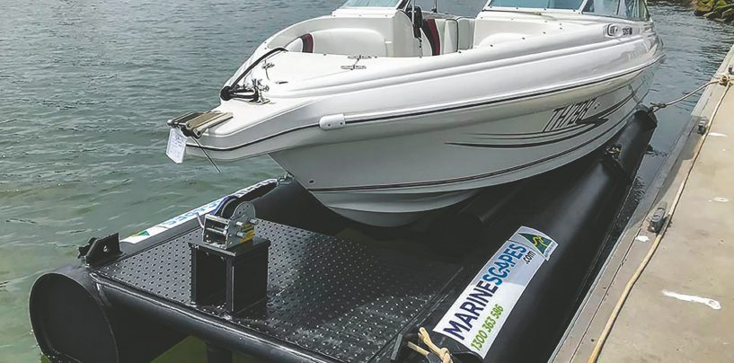 WATER TRAILER BY MARINESCAPES