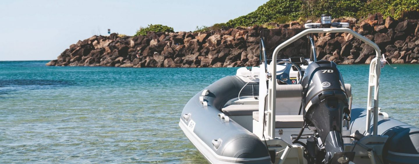 BLUE WATER 480 – FROM SKiP INFLATABLES