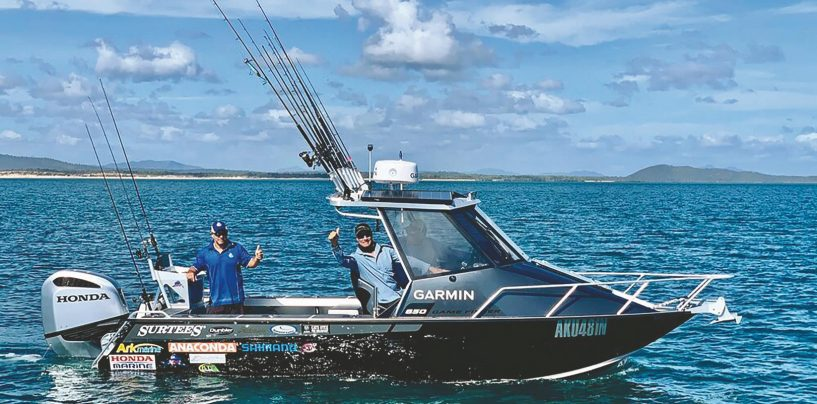 Escape Fishing with ET – powered by HONDA