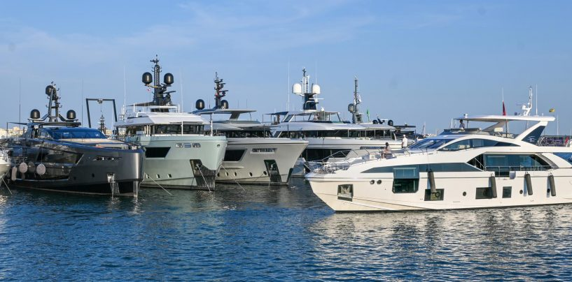 CANNES YACHTING FESTIVAL – Exclusive Report