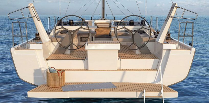 INTRODUCING THE ALL- NEW Hanse 460