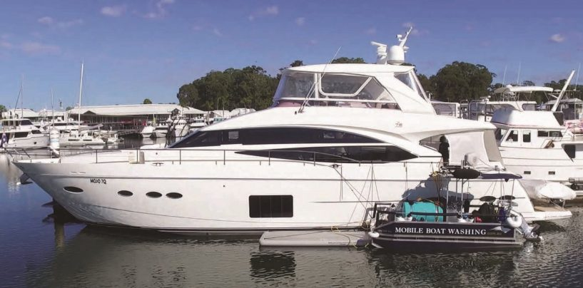PREMIUM BOAT WASHING – and many more boat services