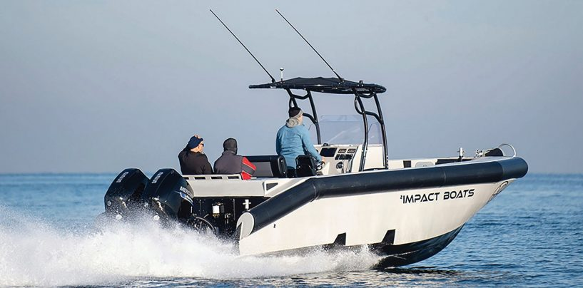 WHY CHOOSE IMPACT BOATS ?