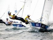 OLYMPIAN MAT BELCHER HONOURED AT SOUTHPORT YACHT CLUB