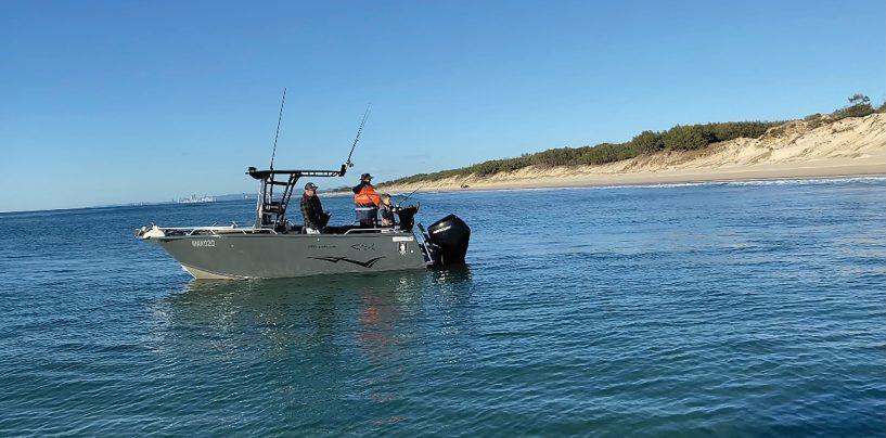 Fishing Beach Gutters – Paul Burt