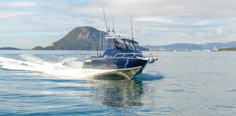 SURTEES 610 GAME FISHER – for fishing in all types of conditions